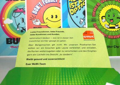 "WoW!-Karten-Set ""Optimismus"""